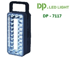 Great offers from Bawabat Al Janoubia on  DP LED Rechargeable Emergency Light with Model No - DP  - 7117.