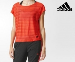 Now buy Original Adidas Sports T shirt half sleeves for Just SR 74. To avail this offer get the discount code now